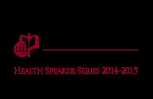 Health Speaker Series logo