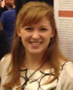 Berger Research Assistant Wins WPA ResearchAward
