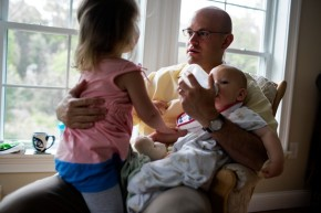 Wall Street Journal: The Daddy Juggle: Work, Life, Family, andChaos