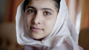 CNN: Inside Malala's Mission to Help Children