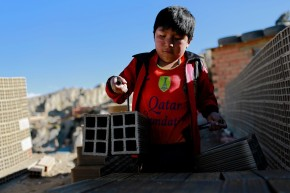 Wall Street Journal: Newest Legal Laborers in Bolivia: Children