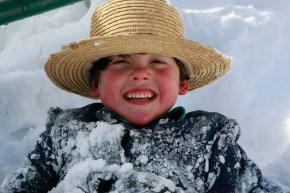Time Magazine: Why Amish Kids Are Happier thanYours