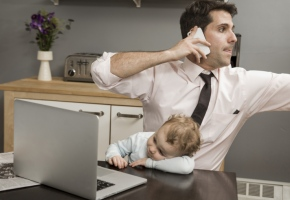Tech Crunch: The Work-Family Imbalance