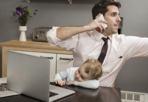 Tech Crunch: The Work-FamilyImbalance